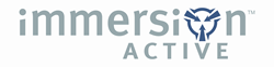 Immersion Active logo