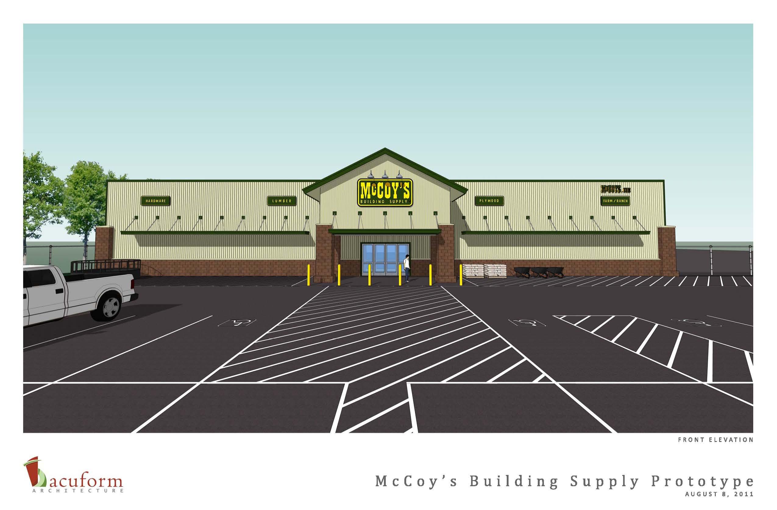 Mccoy S Building Supply Center