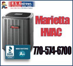 R.S. Andrews Marietta HVAC