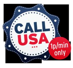 CallUSA logo