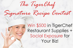 TigerChef's Signature Recipe Contest