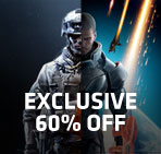 VideoGameCoupons.org Exclusive 60% off sale