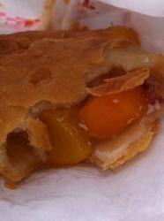 The Original Fried Pie Shop Peach Fried Pie