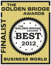 Next-gen outplacement leader RiseSmart named finalist for Innovative Company of the Year category in 2012 Golden Bridge Awards