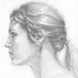 Learn to draw online with college level online video drawing art instruction!