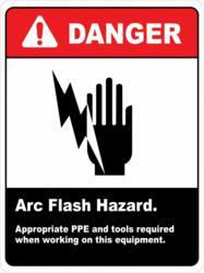 Arc Flash Hazard Sign