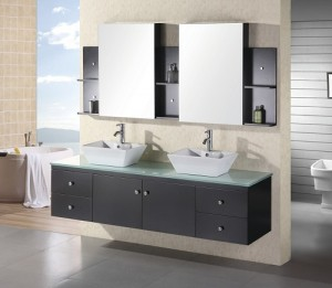 A Guide To Wall Mounted Double Bathroom Vanities For The Highest Level Of Customization Is