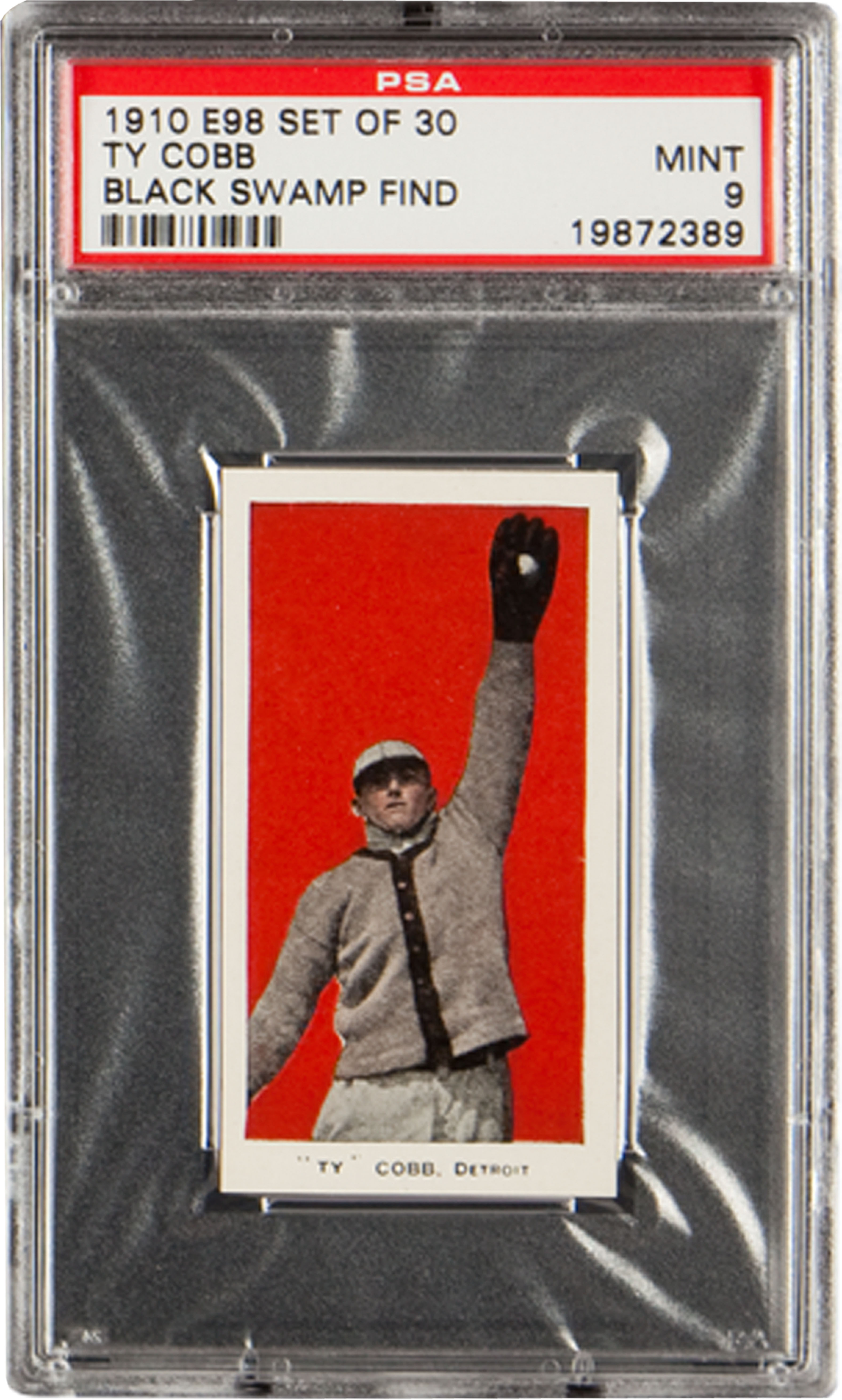 Headline Making Quot Baseball Cards From The Attic Quot On Display