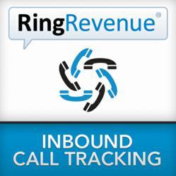 RingRevenue's Inbound Call Tracking App