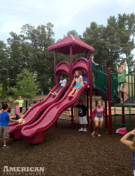 VTCDC commercial playground equipment
