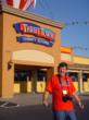Co-Founder Bud Norquist at Thrift Town's Carmichael Store Opening