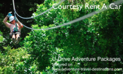 Courtesy Rent A Car - U-Drive Adventure Packages