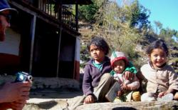 The Himalayan Trust helps build schools in Nepal