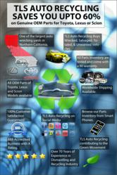 TLS Auto Recycling Infographics