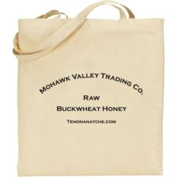 Raw Buckwheat Honey Tote Bag