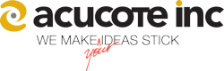 Acucote Inc. introduces WaterJet; a complete line of water-based ink-jet printable face stocks.