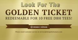 Golden Ticket Promo