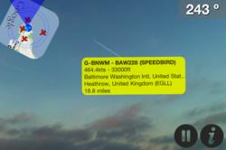 Plane Finder AR Screenshot