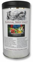 Rise is survival gardening & interest in heritage seeds