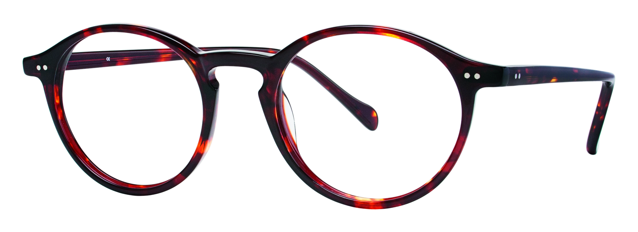Eyeglass Frame : Round Eyeglasses Circle Back at Eyeglass.com