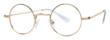 Round Eyeglasses Circle Back at Eyeglass.com