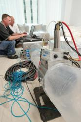 Duct Sealing To Conserve Energy - Meet Building Code Requirements