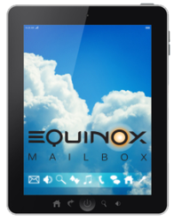 EQUINOX Mailbox Allows Drivers To View Their Home Mail From Anywhere On The Road