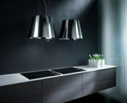 Platinum Series Island Range Hood From Elica