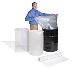 drum liners, round bottom drum liners, rigid drum liners, drum inserts