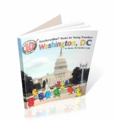 """NumbersAlive! Books for Young Travelers Washington, DC"""