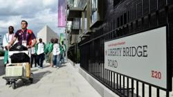 Athletes Move Into Paralympic Village