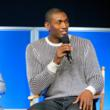 Metta World Peace (Ron Artest, LA Lakers) receives Special Recognition Award