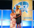 Chamique Holdsclaw receives Consumer/Peer Leadership Award