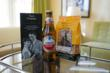 Hotel deLuxe Honor Bar Pairing Menu Beer & Beecher's Crackers