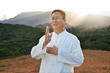 Bestselling Author & Soul Healer Dr. and Master Zhi Gang Sha Delivers Annual New Year's Eve Spiritual Blessing Ceremony to the World Via Teleconference December 31, 2013
