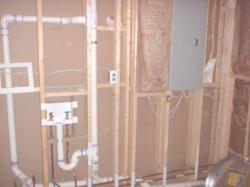 plumbing supply lines