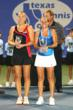 2012 Texas Tennis Open Awards Presentation with Champion Roberta Vinci and Runner Up Jelena Jankovic
