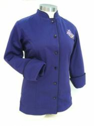 Crooked Brook Womens Chef Coat Style BSW104