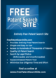 Free Patent Search Site