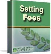 Dental management how to set dental fees