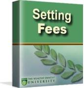 Dental management how to set dental fees