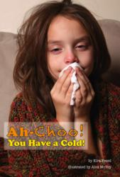 teaching your kids about catching a cold, health issues