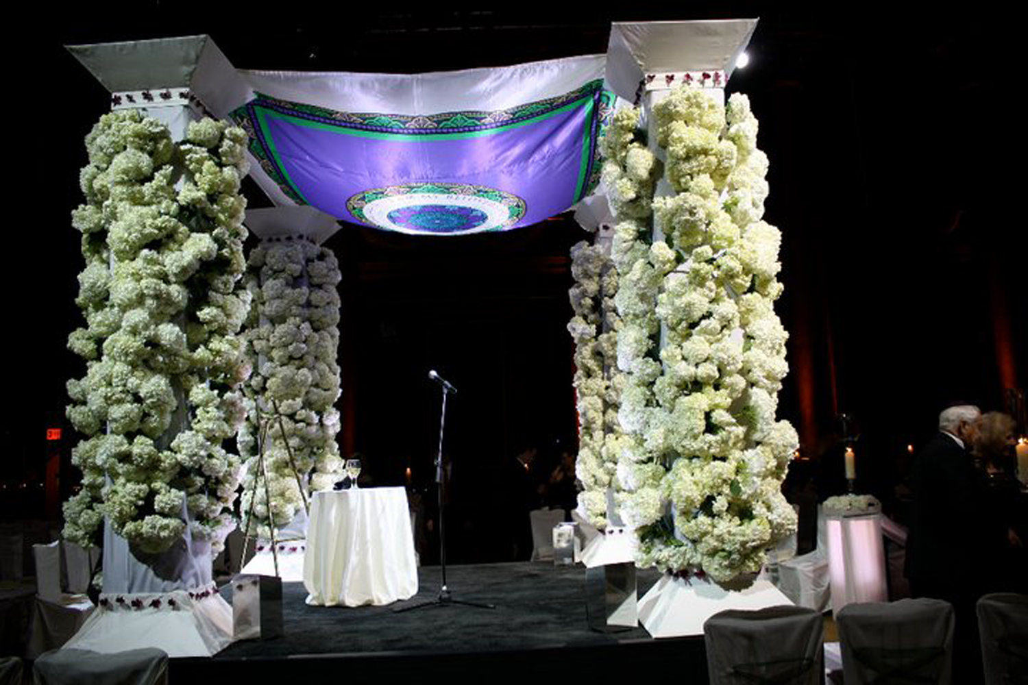 Wedding ChuppahA Wedding Canopy that is customized for the Bride and Groom & A Bride Doesnu0027t Have to be Jewish to enjoy a Chuppah at Her Wedding