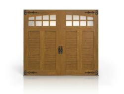 Clopay-Faux-Wood-Carriage-House-Garage-Doors