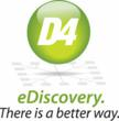 eDiscovery Provider D4 Announces Senior VP Issued a Professional...