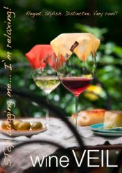 wine VEIL, Picnic, Festive