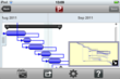 Project Planning Go - Gantt View