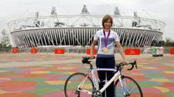 Olympic track cycling hero urges spectators to pedal to Paralympic Games