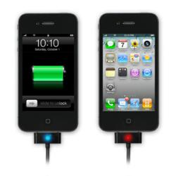 Aleratec-Charge-Glo-Sync-Cable-for-iPhone-iPad-iPod-390112B
