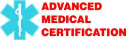 Advanced Medical Certification Logo